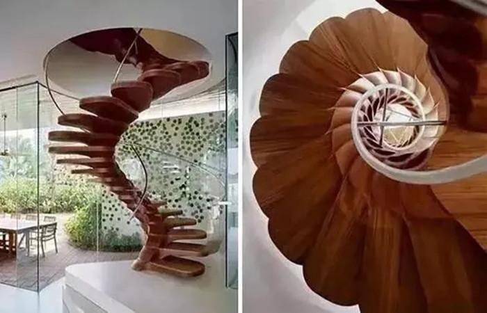"""有些民宿里的楼梯为啥可以如此""""不正经""""?"""