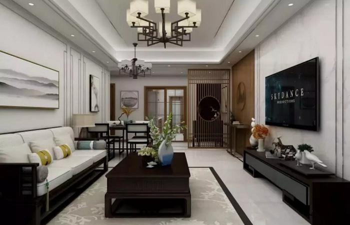 新中式设计三要素,演绎中式家居的意境美