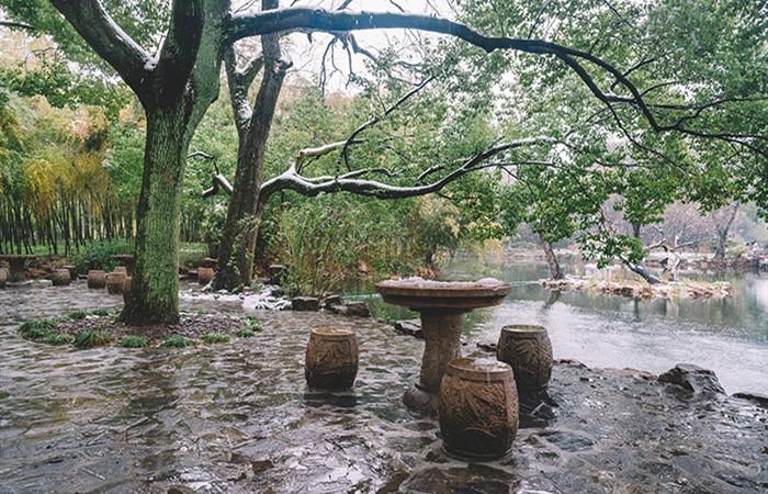 湘东苑——南北朝亦有皇家园林