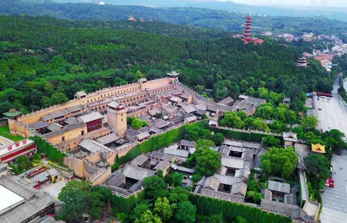 皇城相府——明清时期的官宦宅居古建筑群