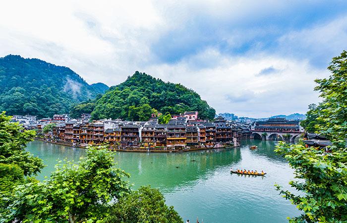 盘点中国保存较完好的十大古城,你去过哪里?