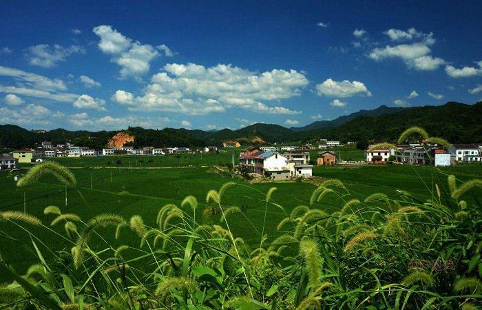 景村融合型美丽乡村规划设计要点