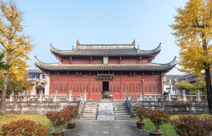 揭秘乡间古建之沁阳西向文庙