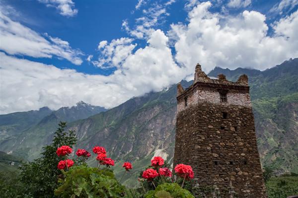 六大乡村古镇之首——丹巴藏寨