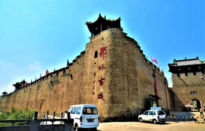 """郭峪古城——被誉为""""中华民居之瑰宝"""""""