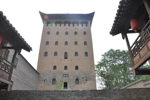 郭峪古城·豫楼