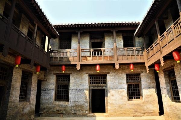 郭峪古城·民居建筑