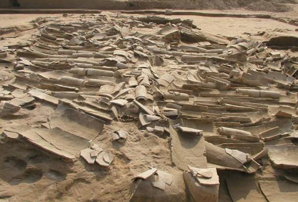 三杨庄遗址和它诉说的汉代农耕史