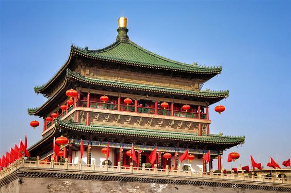 全国钟楼之冠——西安钟楼