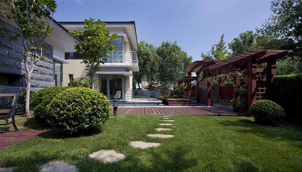 盘点中式别墅庭院设计需要注意的四个点