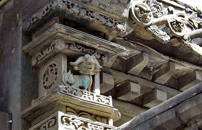 中国古建筑构件——墀头