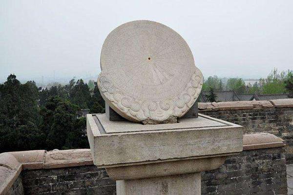 我国最古老的天文台——登封观星台