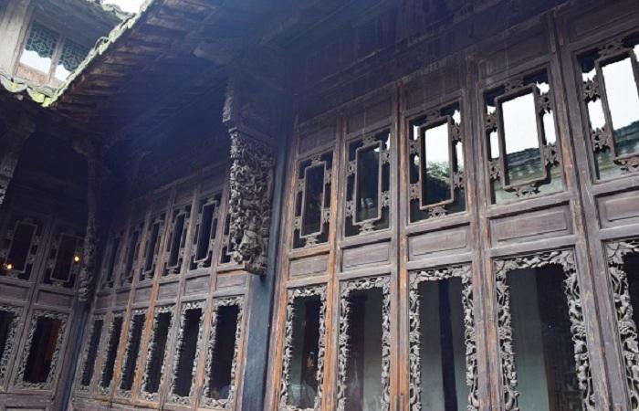 浅谈中式古建的门窗文化