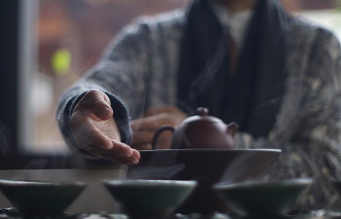 上海国际茶文化旅游节开幕 汉唐茶文化吸引游客眼球