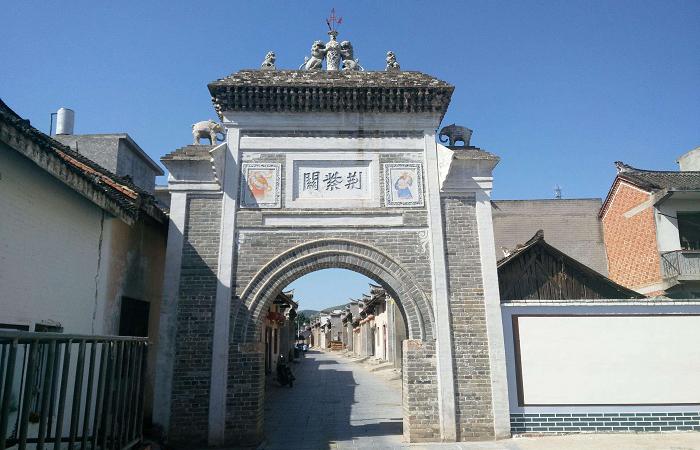 荆紫关古镇——河南保存最为完整的明清古镇