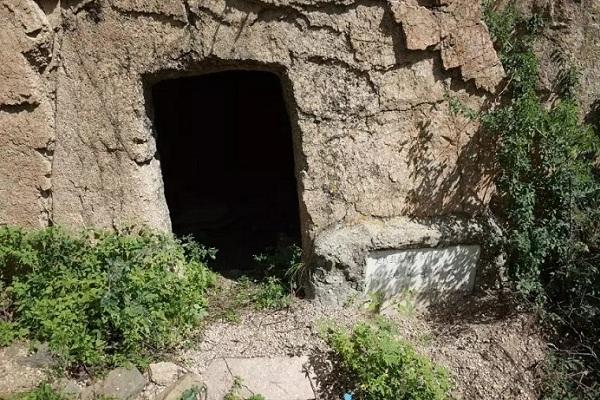 姚家营洞穴遗址