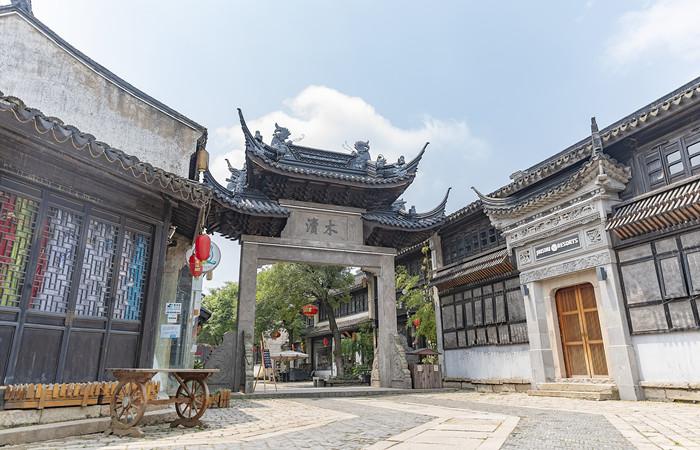 木渎古镇——与苏州城同龄的水乡古镇