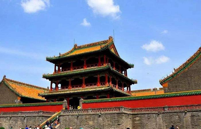 中国(沈阳)盛京皇城·文化旅游博览会开幕