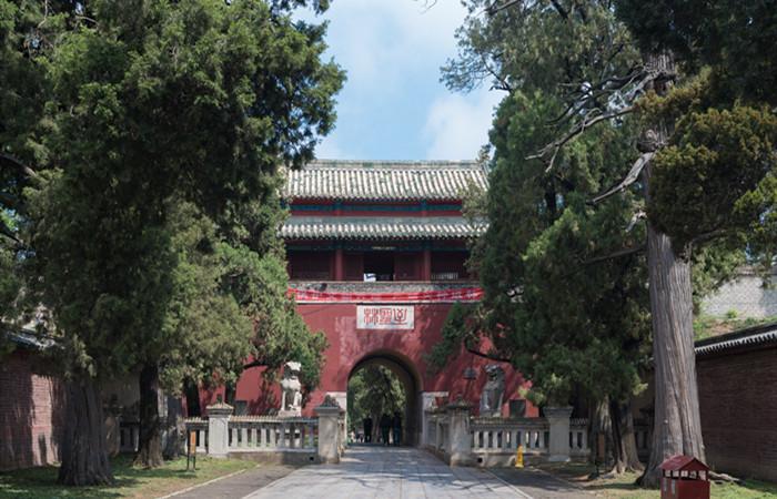 曲阜孔庙:中国儒家文化的发源地