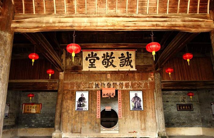 富田古镇——赣派建筑和庐陵文化的结晶
