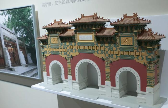 北京古代建筑博物馆两大展一活动精彩纷呈