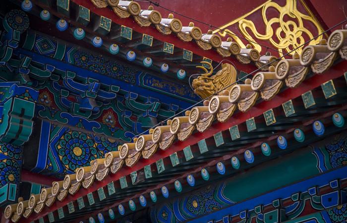 解析故宫古建筑色彩的运用