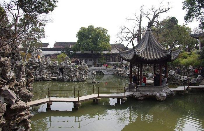 苏州古典园林——世界文化遗产