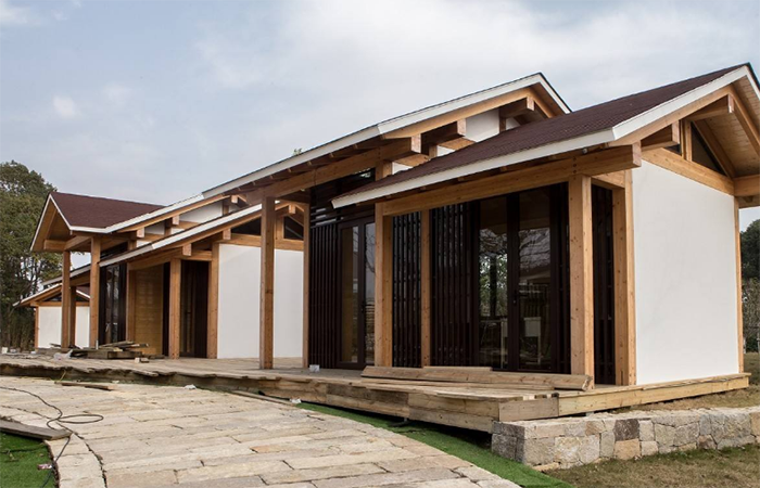 2020第十二届上海国际木制环保建筑博览会
