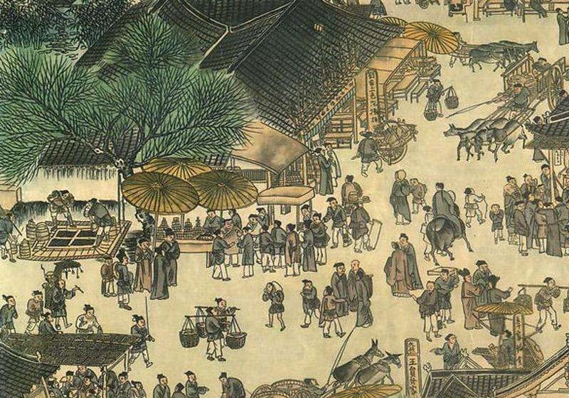 周振鹤:从地名透视历史交通地理