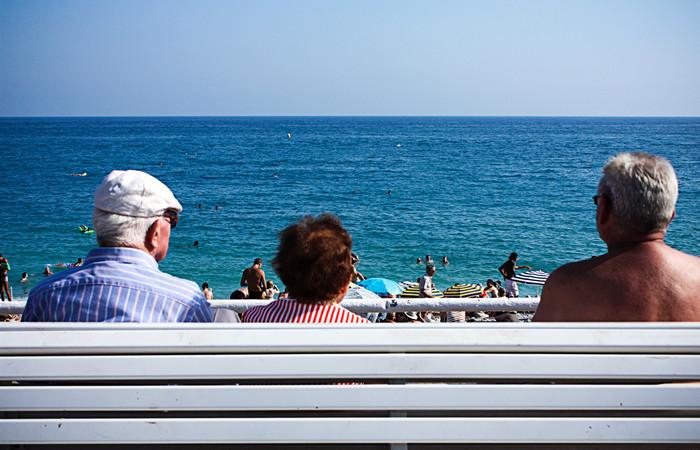 """把旅游用来养老,退休就可真正""""享老"""""""