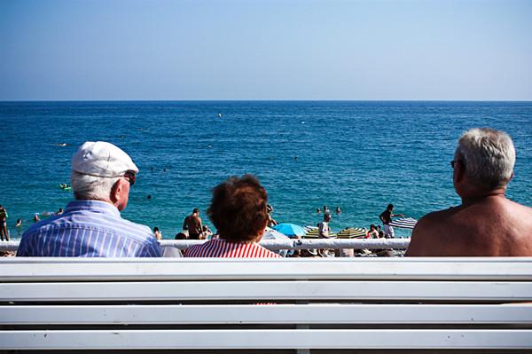 """把旅游用来养老退休就可真正""""享老"""""""