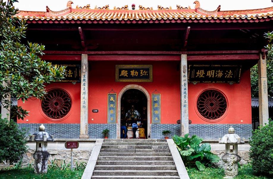 长沙麓山寺