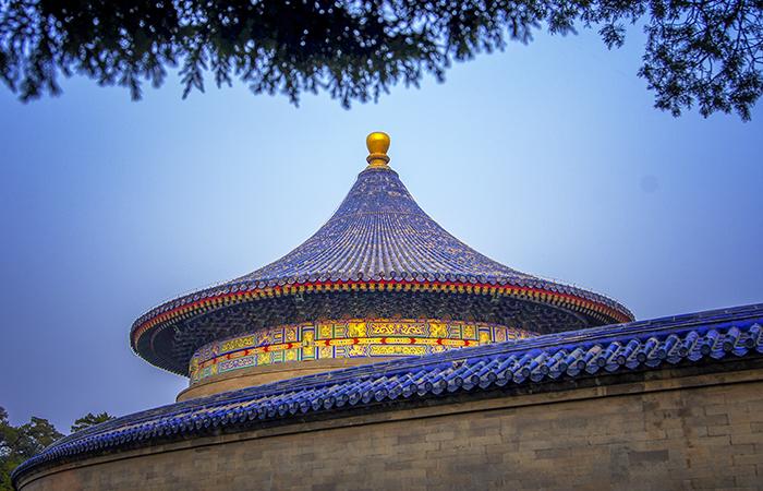 北京著名景点天坛的建筑文化内涵