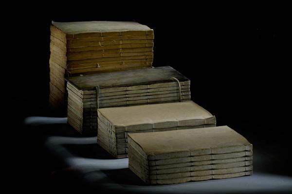 灵宝大型汉墓群发掘古墓葬76座 出土文物720余件