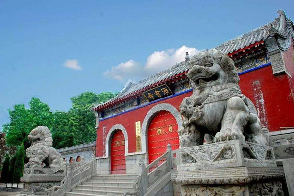 阳谷海会寺:华北五大寺院之一