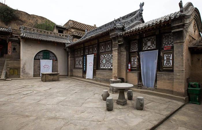 姜氏庄园——陕北罕见的庄园古建筑