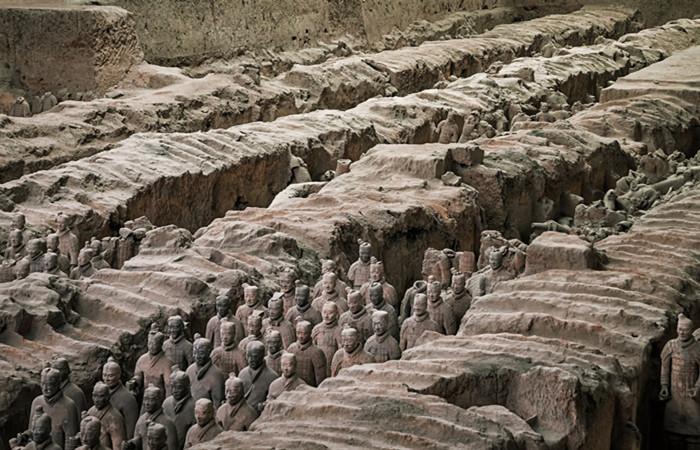 周秦汉唐文化与艺术特展在清华大学艺术博物馆开幕
