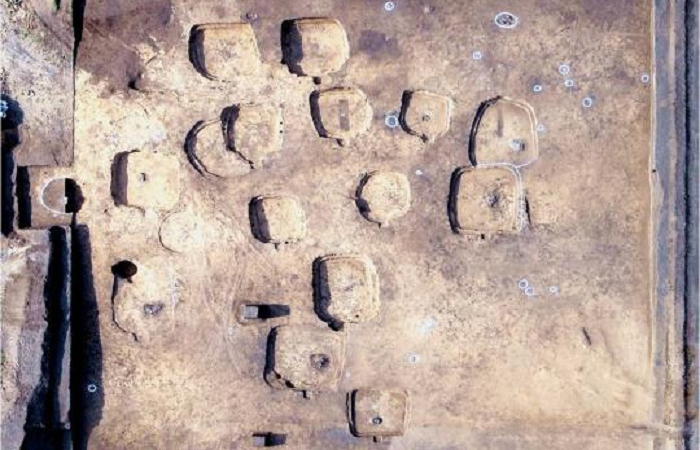 内蒙古发现距今9000年的新石器时代遗址