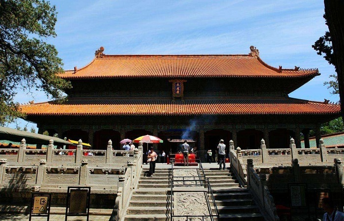 曲阜孔庙——中国四大古建筑群之一