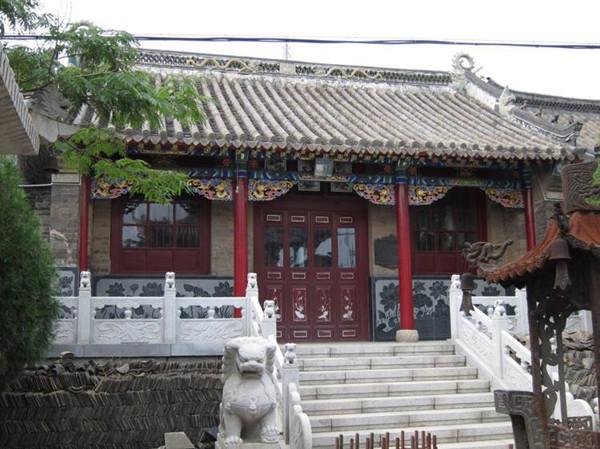 青堆天后宫:北方妈祖文化的缩影