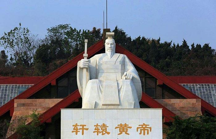 新郑黄帝故里:鼎器之源,超过了吉尼斯纪录!