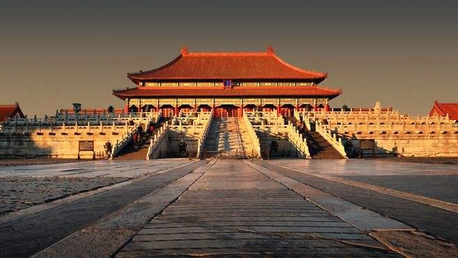 中国古建筑中台基的那些事儿