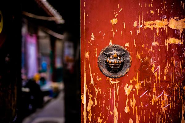 """关于中国古建筑中的""""门"""",你了解多少?"""