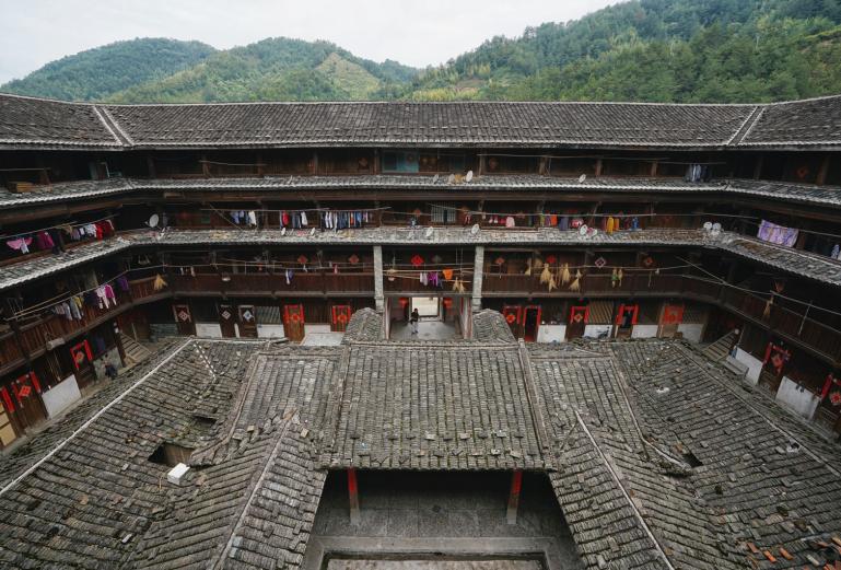 福建传统建筑