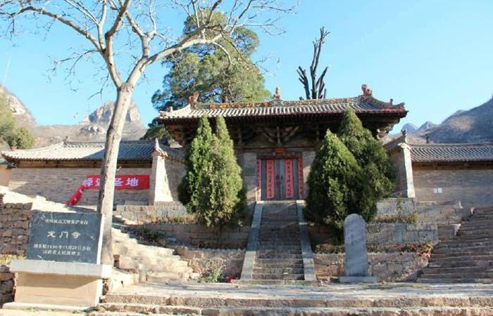 平顺龙门寺,以六朝木构建筑汇集而闻名