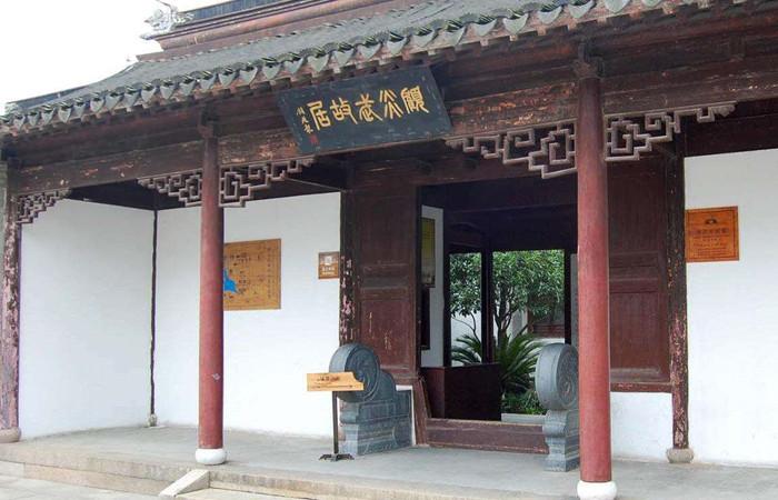 """千灯古镇——明末清初""""三大儒""""之顾炎武故乡"""
