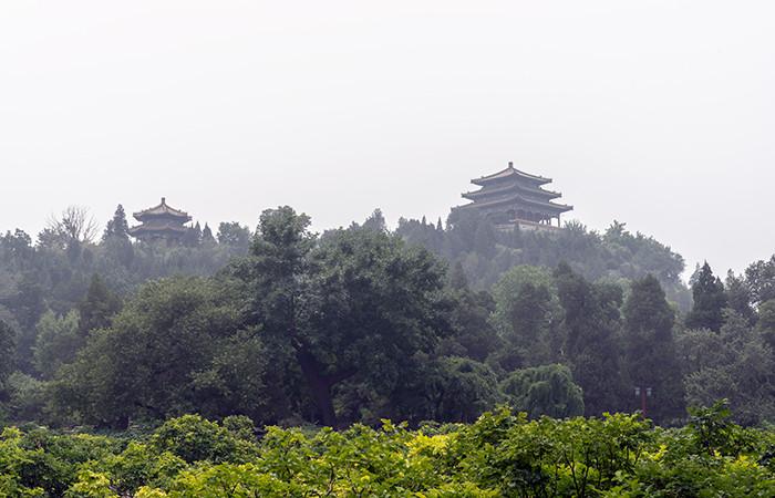 盘点北京皇家园林中的那些佛教建筑