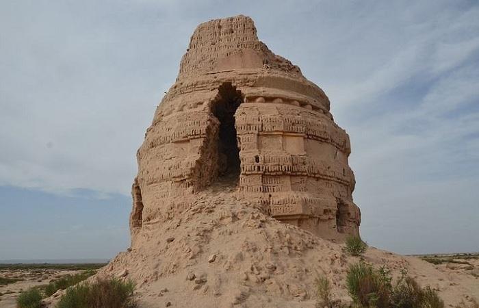 甘肃锁阳城塔尔寺遗址考古发掘正式启动