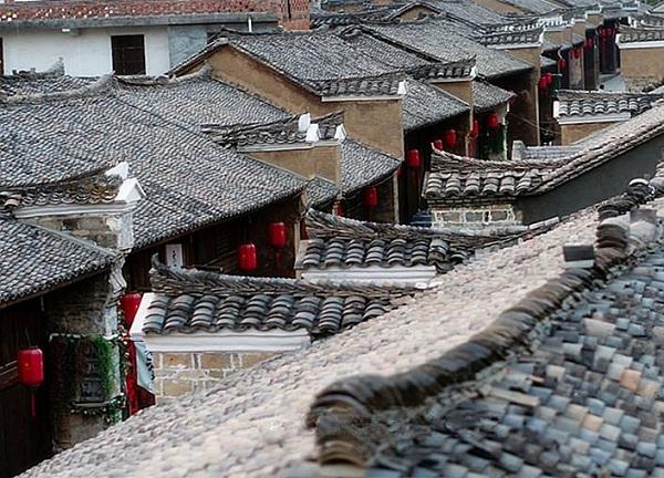 上津古镇街道