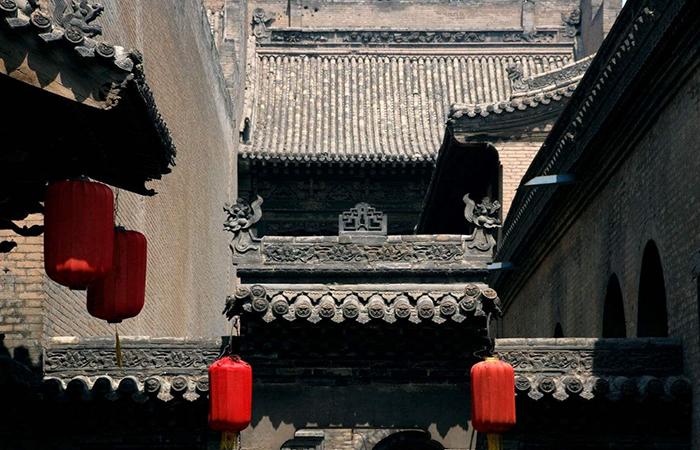 晋商文化的发展以及山西代表性的民居大院